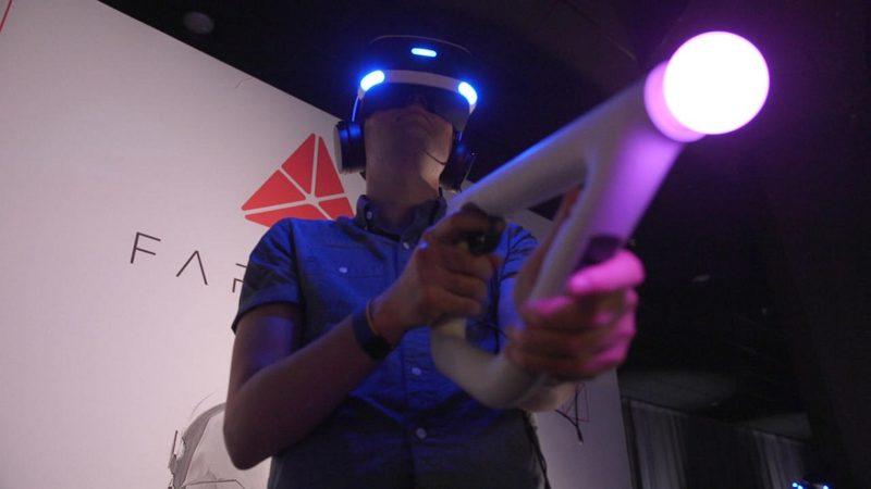 PS VR 在 E3 遊戲展可供試玩,還有新配件 Aim Controller!到底現役 PS4 還有多少壽命?