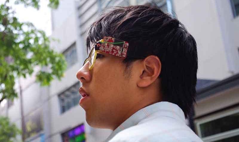 關子維在香港長大,現時是 MIT 的學生。