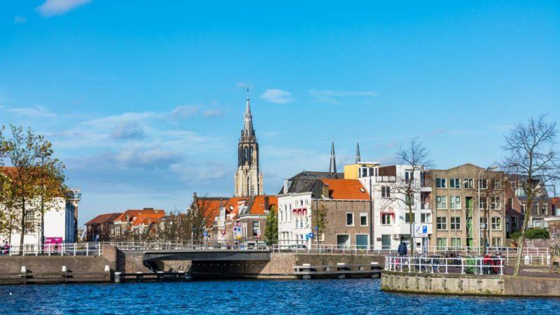 荷蘭代爾夫特市(Delft)