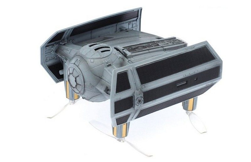 Tie Advanced X1 (黑武士私人專用鈦戰機:鈦先進型 X1 原型機)