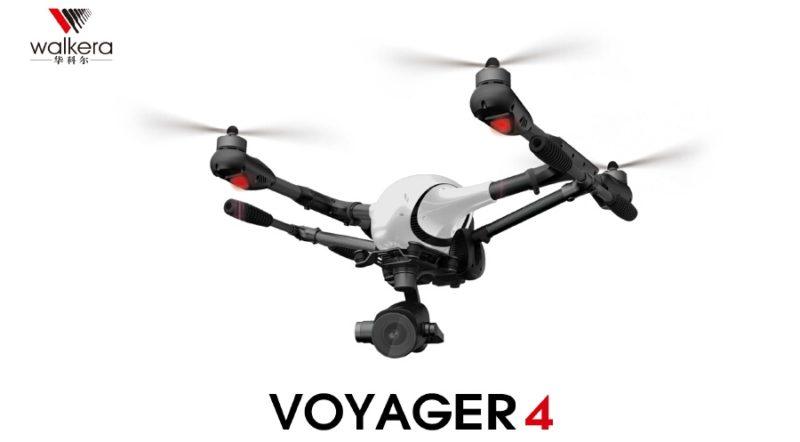 Walkera Voyager 4 正式發布前公開的圖片