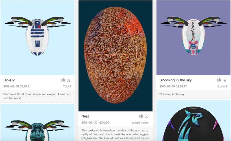 PowerEgg 外殼圖案設計比賽正在招募參賽作品。