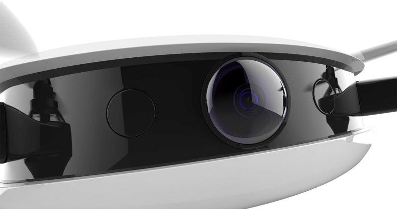 Teal 空拍機會裝配 4K 航拍相機,能拍攝 1,300 萬像素照片。