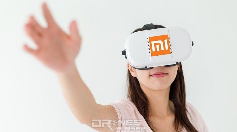 小米 VR 眼鏡 2016 年 8 月登場(圖片來源:DronesPlayer 製作的模擬圖片)
