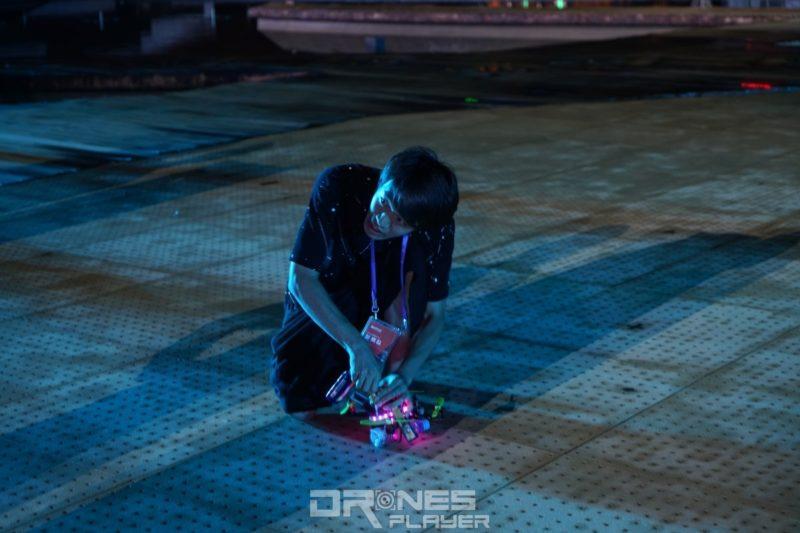 D1 無人機亞洲盃:技術人員