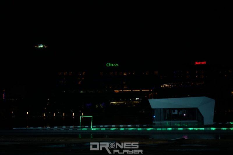 D1 無人機亞洲盃:賽道