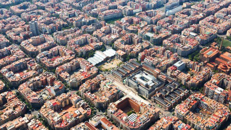 巴塞隆納(巴塞隆拿)位於加泰羅尼亞區,該區的逃地價稅率為全國第 3 位。