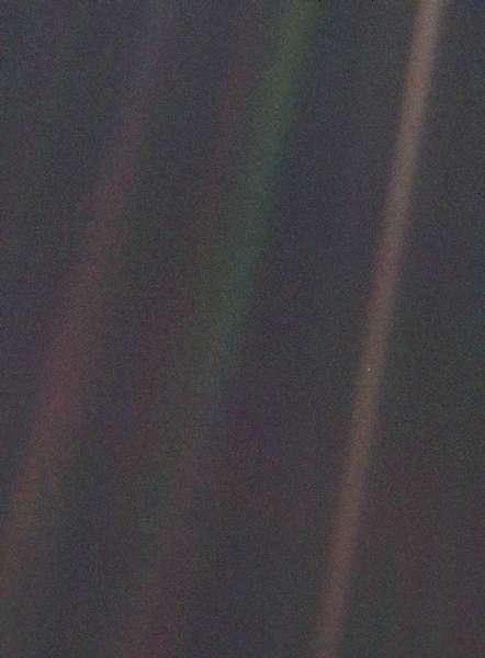 NASA - Pale Blue Dot