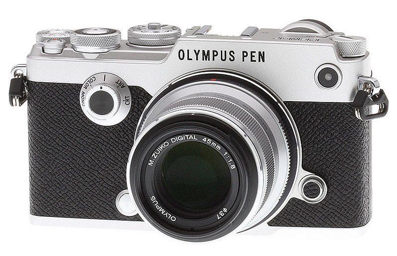 Olympus PEN-F 的有效拍攝像素為 2,030 萬,最高連拍速度達到 10fps。