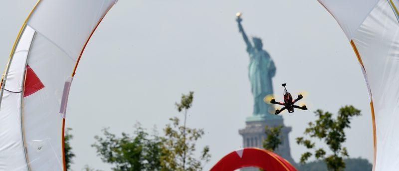 美國 無人機 穿越競技 National Drone Racing Championships