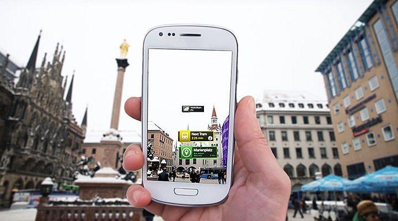 Metaio 一直專注於研發 AR 擴增實境和電腦視覺運算的應用方案。