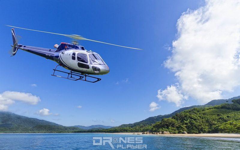 直升機的飛行高度較低,所以用戶在操作無人機時,要份外留意直升機的出沒。