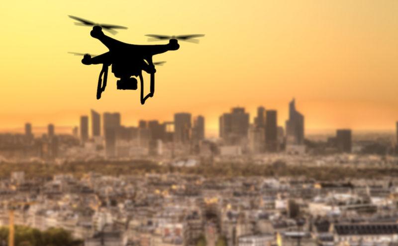 涉及無人機的罪案數字持續急升。