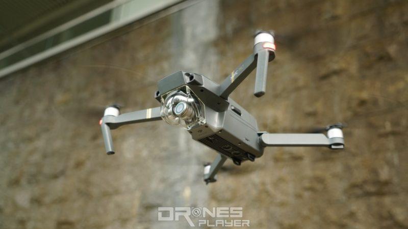 DJI Mavic Pro 飛行中