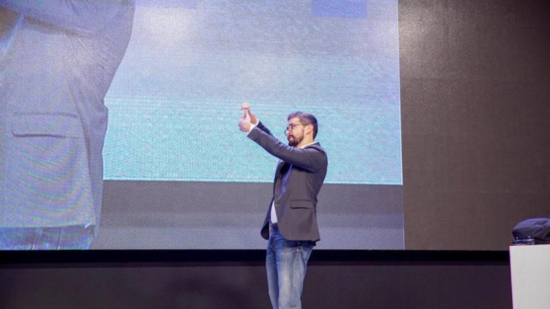 DJI Mavic Pro 發布會 - 手勢拍攝