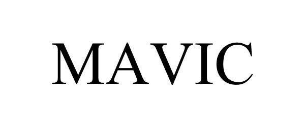 DJI 登記 Mavic 商標