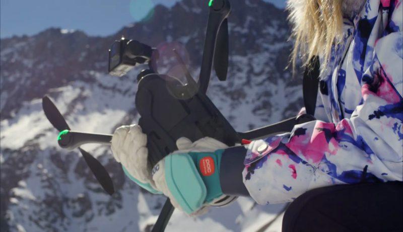 GoPro Karma 無人機:摺腳架