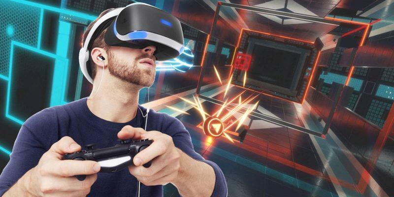 PS4 Pro 擁有強大的圖像運算能力,讓 PS VR 的遊戲畫面更為流暢細緻,而且呈現出層次感。
