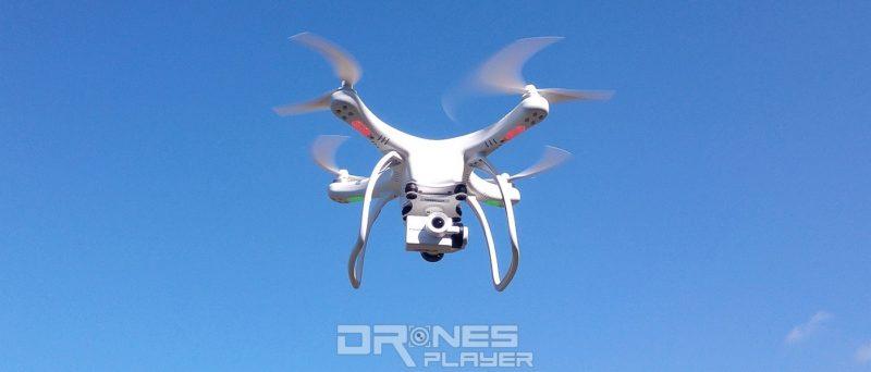GTEN ONE 4K 空拍機超高清航拍實測