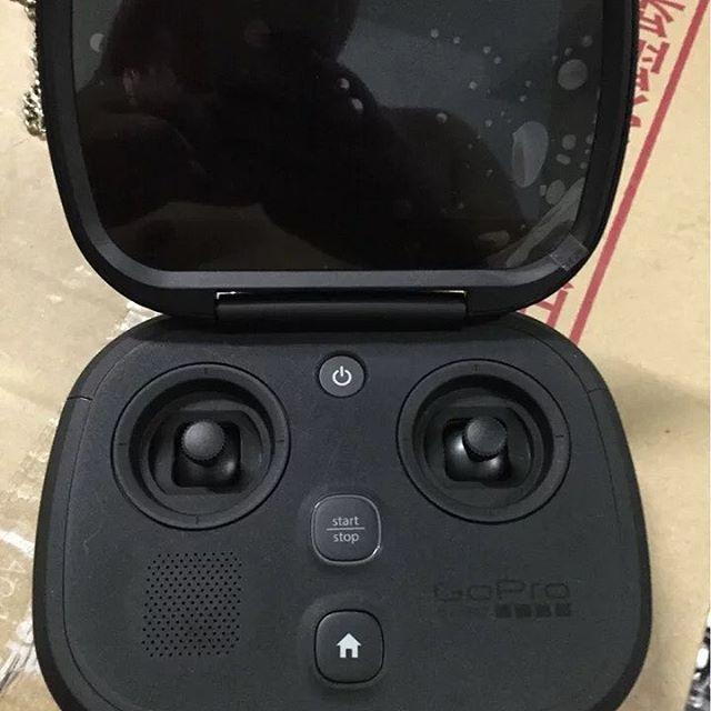 GoPro Karma 遙控器流出照片(一)