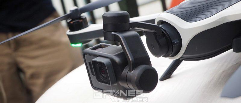 GoPro HERO 5 Black 實拍評測 預覽 GoPro Karma 航拍效果