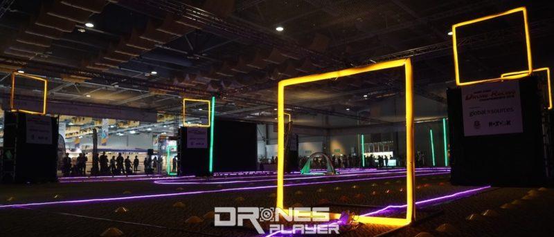 香港 無人機 競速大賽