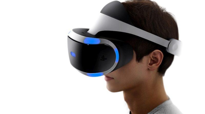 PS VR 的頭戴裝置設計輕巧,就算長時間戴也不會印出浣熊眼。