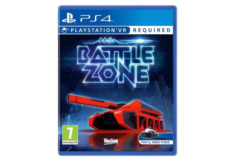 PS VR 首發 32 款遊戲