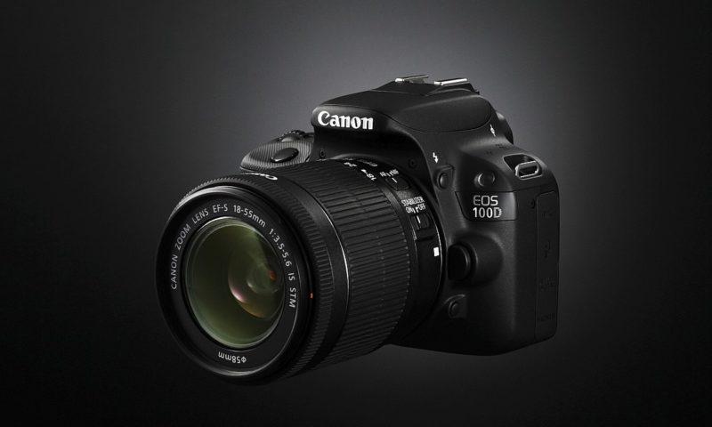 Canon EOS 100D 上市至今已逾 3 年了。