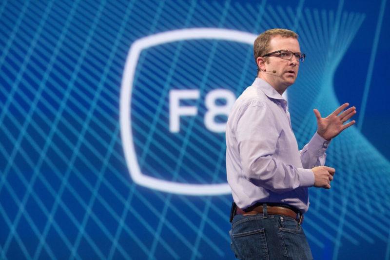 Facebook 首席科技長 Mike Schroepfer 披露正研發全新技術的 VR 眼鏡。