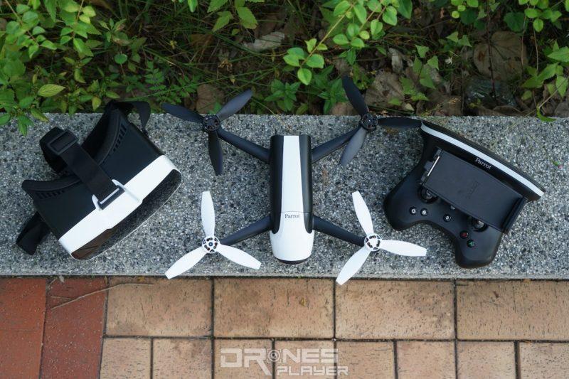 Bebop 2 FPV 套裝推出接近 7 折的優惠。