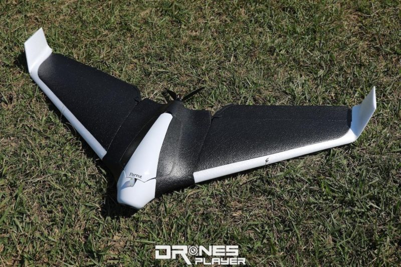 組裝後的 Parrot Disco 翼展達 1.15 米。