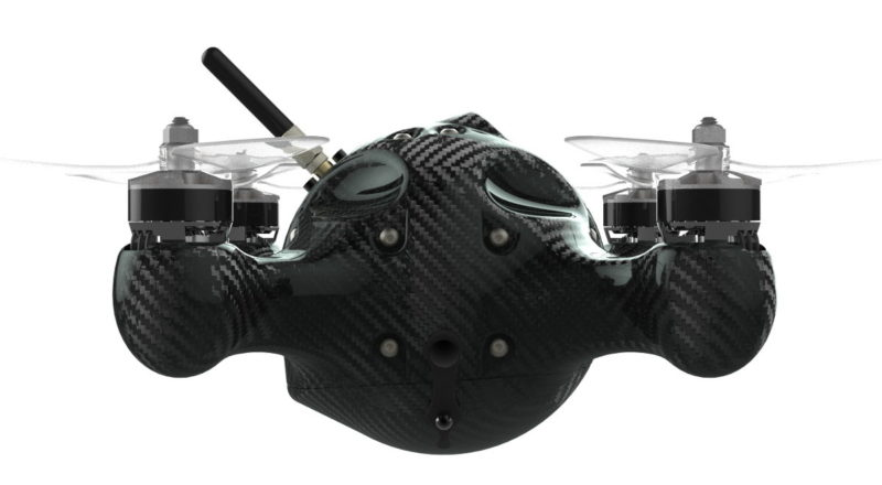 Aerodyne RC Nimbus 正面
