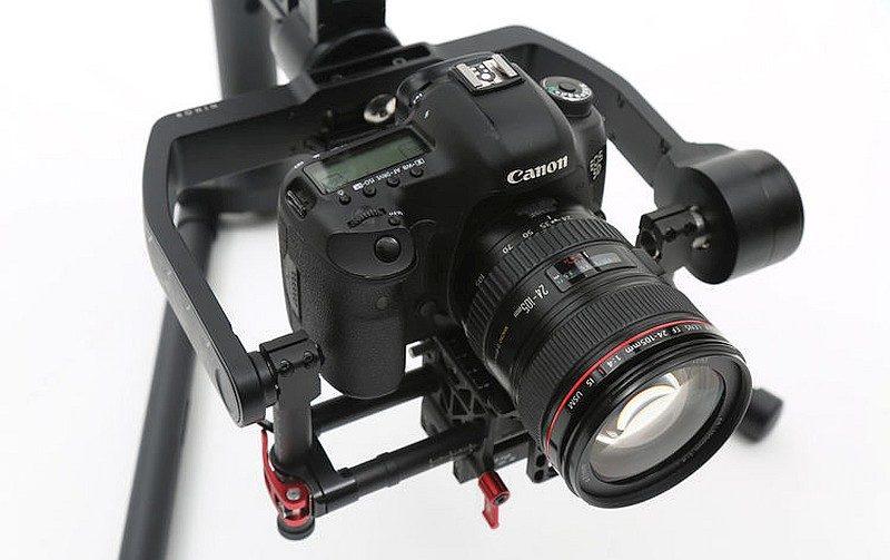 Canon EOS 5D Mark III 是拍攝航拍照片的熱門之選。