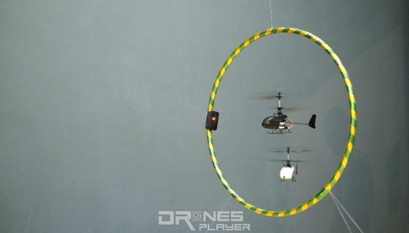 玩家可利用 checkpoint 裝置設置補給站,也可用來記錄飛行圈數,進行競賽繞圈賽。
