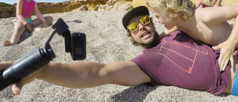 GoPro Karma Grip lifestyle