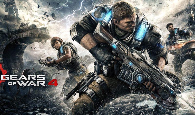 Xbox One 版本《Gears of War 4》將可兼容 Oculus Rift。
