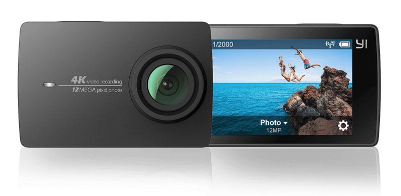 2016 年 5 月推出小蟻運動相機第二代,已達至 4K 拍攝級數。