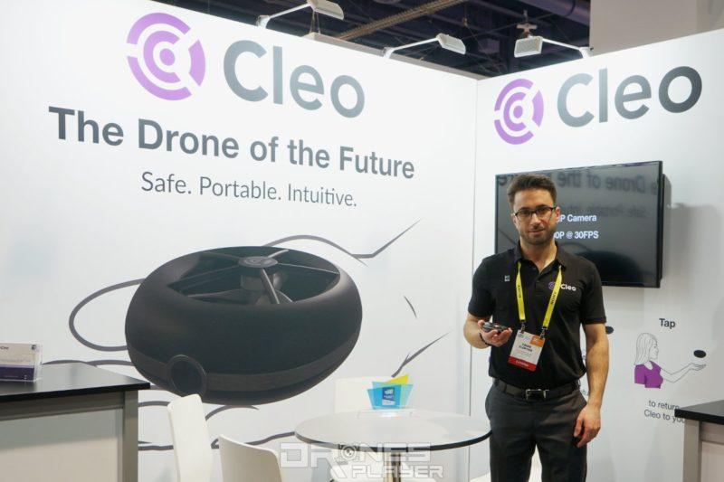 Cleo Robotics 創辦人之一兼執行長 Omar Eleryan