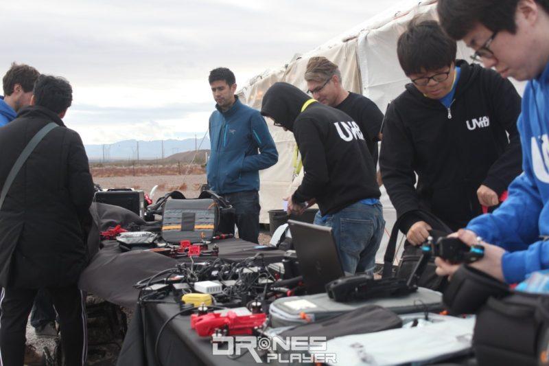 Drone Rodeo 2017 的 FPV 比賽