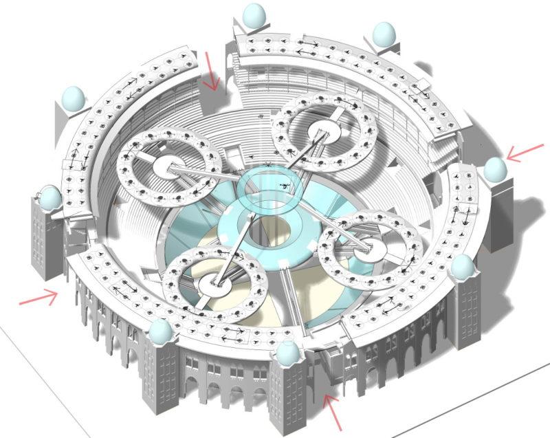 Frederick Ajjoub - 無人機基地 3D 模型