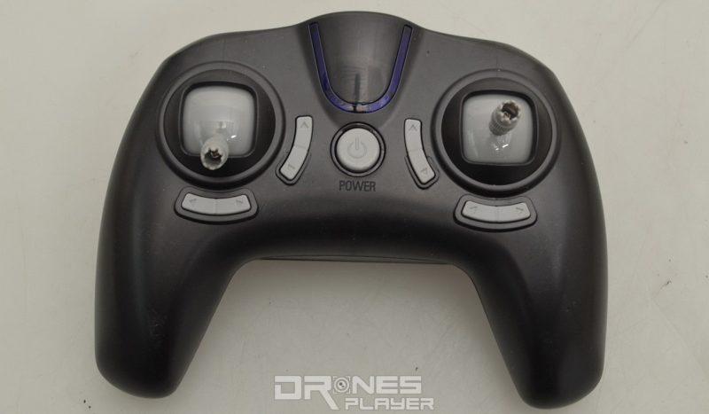 JXD 511V 遙控器的外形酷似遊戲機控制器。