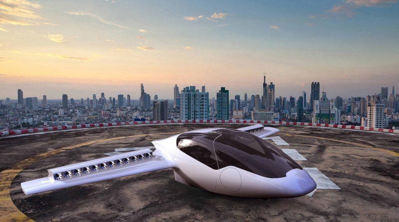 採用垂直升降技術的 Lilium Jet 無需跑道輔助起飛,只要有直升機坪大小的空間便足以升空。