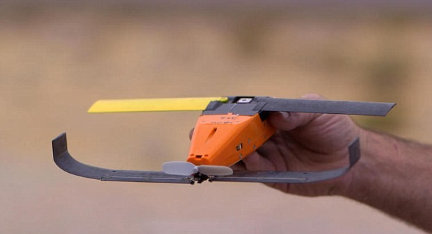 Perdix 型微型無人機最初由 MIT 研發,後來被研究作軍事用途。
