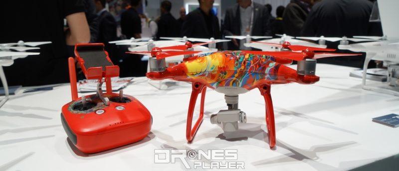 DJI Phantom 4 中國農曆新年版