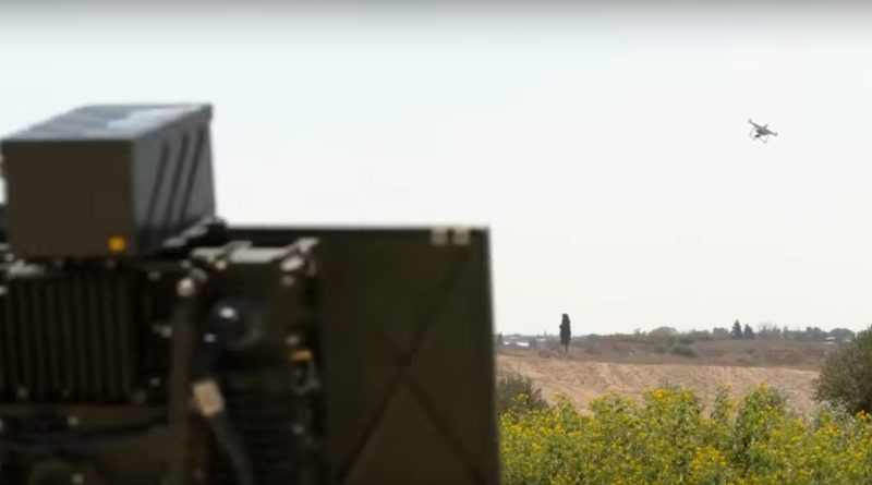 Drone Guard 能探測 4 公里外的無人機,並干擾其操作。