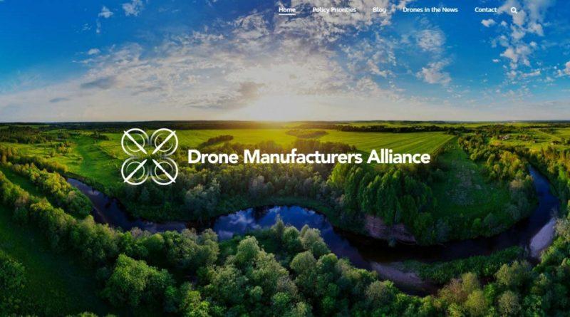 Drone Manufacturers Alliance 官方網站:dronemanufacturersalliance.org