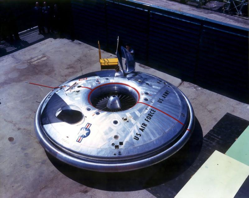 VZ-9 Avrocar