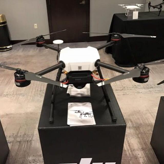 疑似配備 Hasselblad 1 億像素感光元件的 DJI 無人機