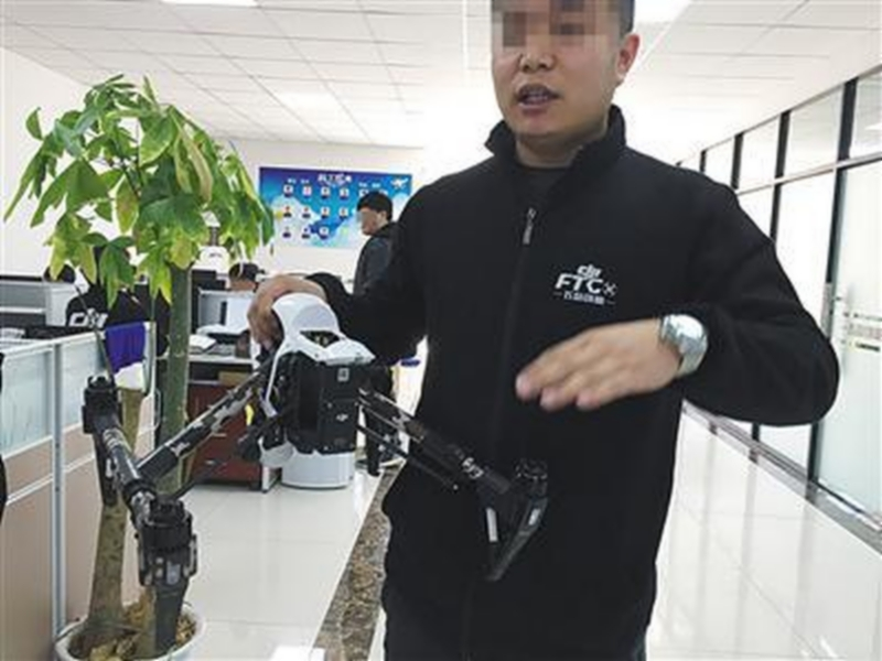 涉事商店負責人聲稱,現時已沒有為客人提供破解無人機禁飛區的服務。